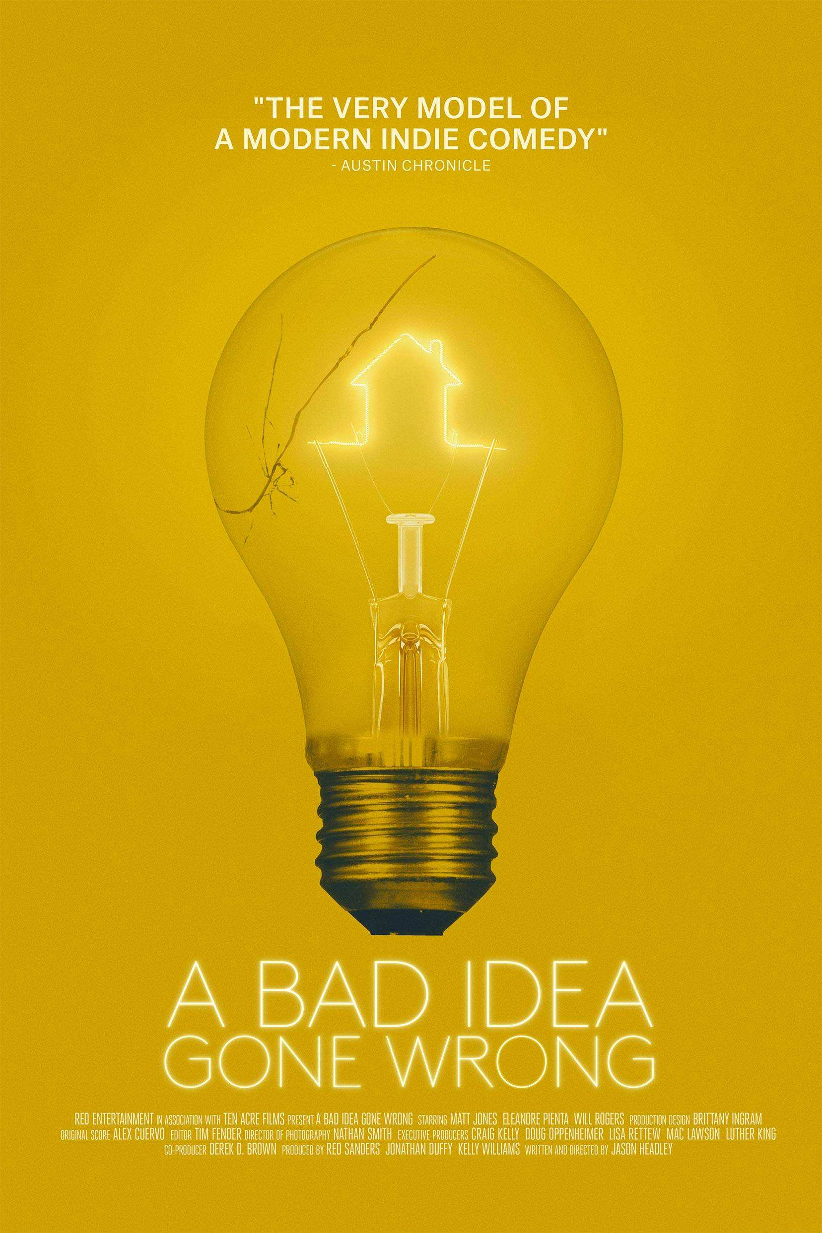 Bad 2017 A Bad Idea Gone Wrong 2017 Poster 1 Trailer Addict