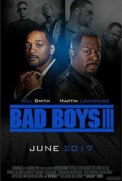 Bad 2017 Bad Boys Iii June 2 2017 Movie Bad Boys 3 Release Date