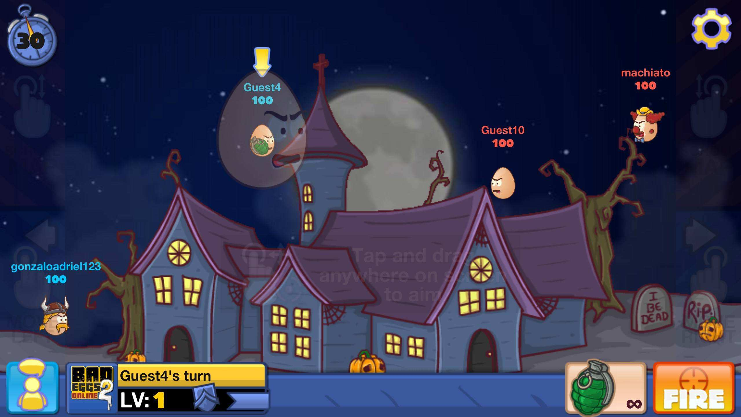 Bad Online Bad Eggs Line 2 – Games for android 2018 – Free