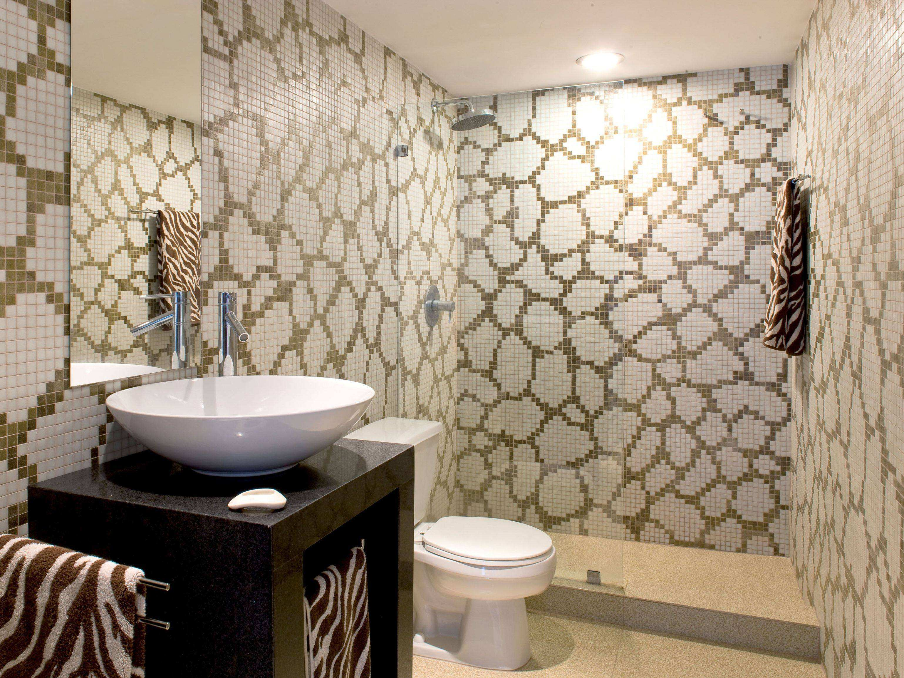 Badezimmer Mosaik Mosaico De Vidrio Feel by Trend Group