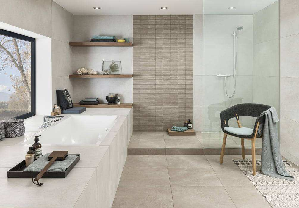 Badezimmer Serie Villeroy & Boch Tiles New Products 2018 Collection