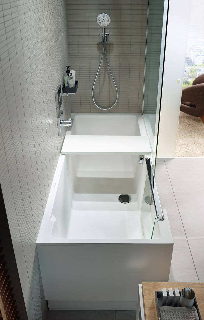 Duravit Bad Duravit Walk In Douche En Bad