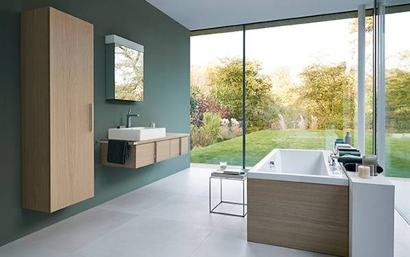 Duravit Bad Vero Von Duravit – Eine Ecke Eleganter Pop Up My Bathroom