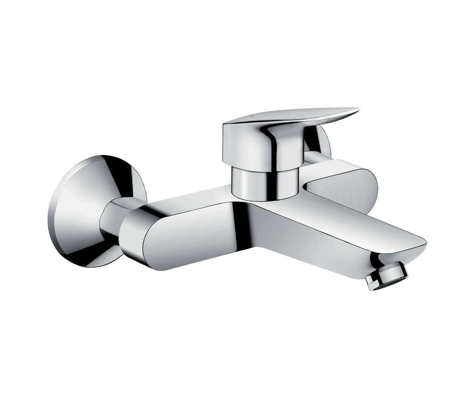 Hans Grohe Hansgrohe Logis Single Lever Basin Mixer Wall Mounted