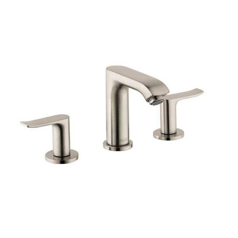 Hans Grohe Hansgrohe Metris E Two Handle Widespread Bathroom Faucet