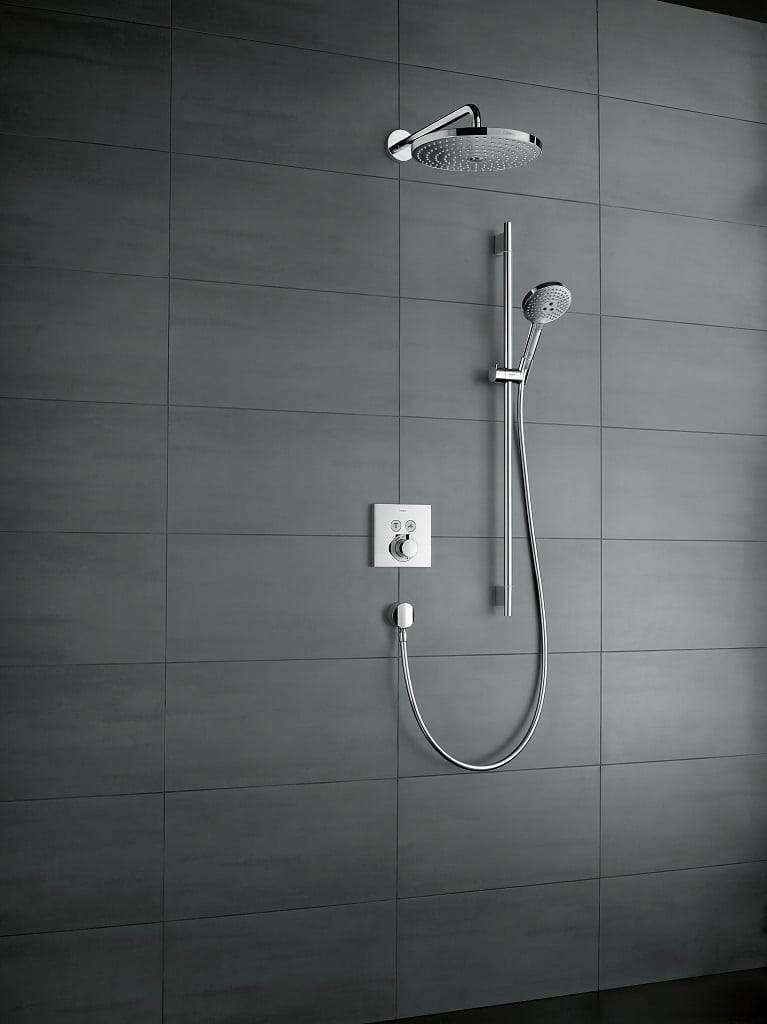 Hans Grohe Hansgrohe Raindance Select S Shower Head – Bathhouse