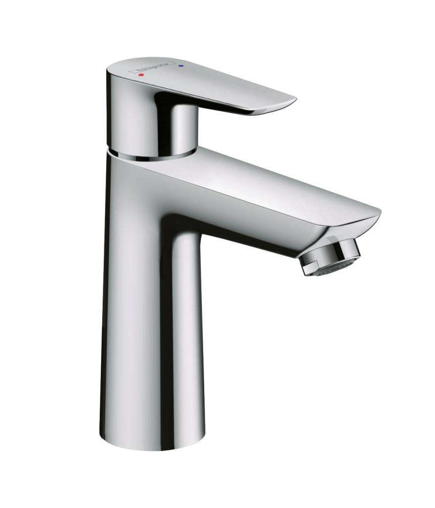 Hans Grohe Hansgrohe Talis Select by Phoenix Design the Water Switch