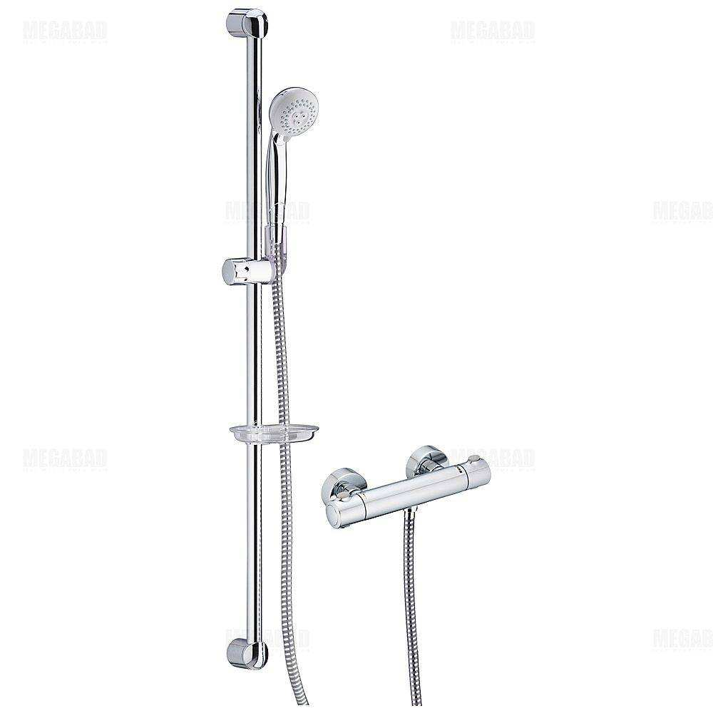 Hansgrohe Brauseset Hansgrohe Ecostat Hansgrohe Mitigeur thermostatique Bain