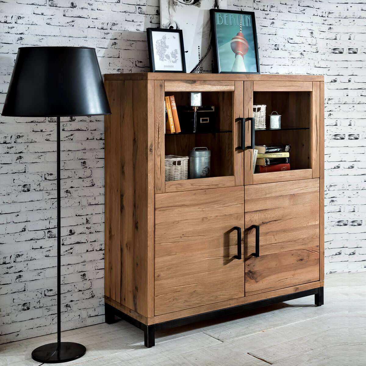 Highboard Eiche Highboard Eiche