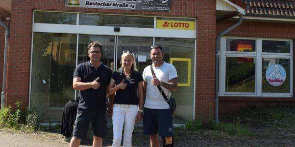 Recyclinghof Rostock Ostsee Zeitung