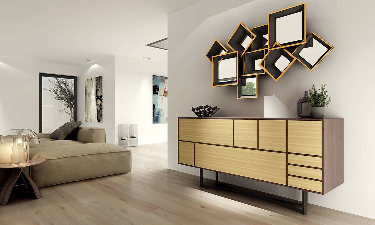 Sideboard Modern Design Contemporary Sideboards Inspired by Music