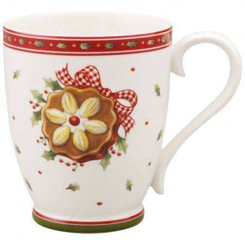 Villeroy & Boch Badmöbel Villeroy & and Boch Christmas Winter Bakery Delight Mug