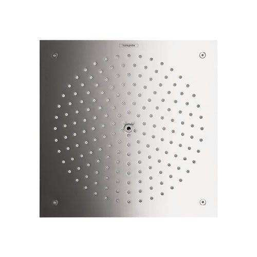 Duschbrause Hansgrohe Hansgrohe Raindance 260 Square 1 Jet Shower Head In