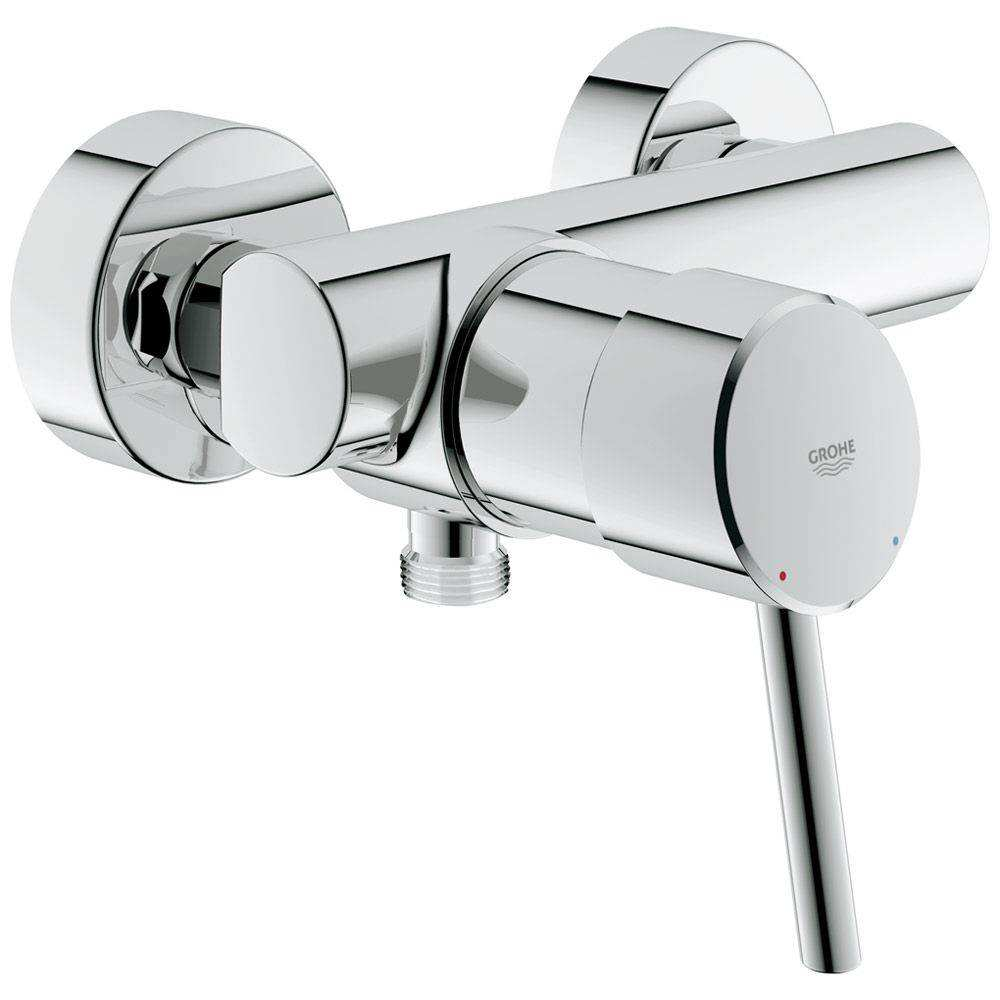 Dusche Grohe Grohe Concetto Einhand Brausebatterie Megabad