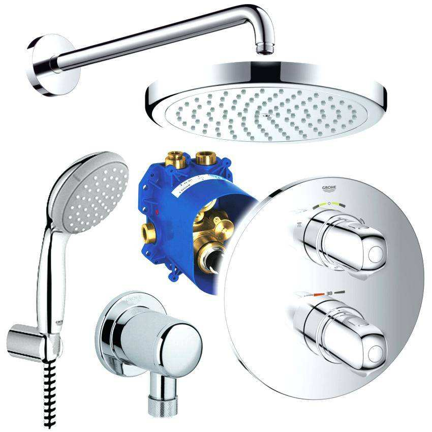 Dusche thermostat Grohe thermostat Dusche Elegant Grohe Grohtherm C