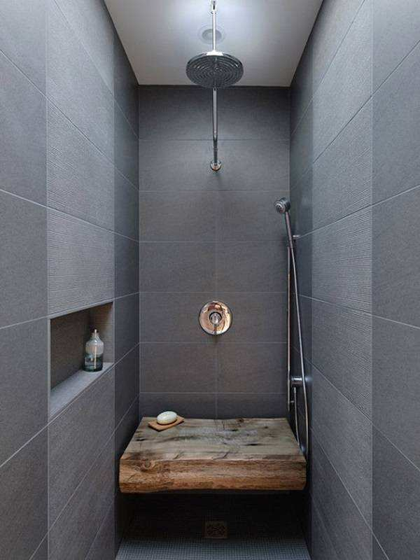 Gemauerte Dusche Ein Traum How to Decorate A Narrow Room