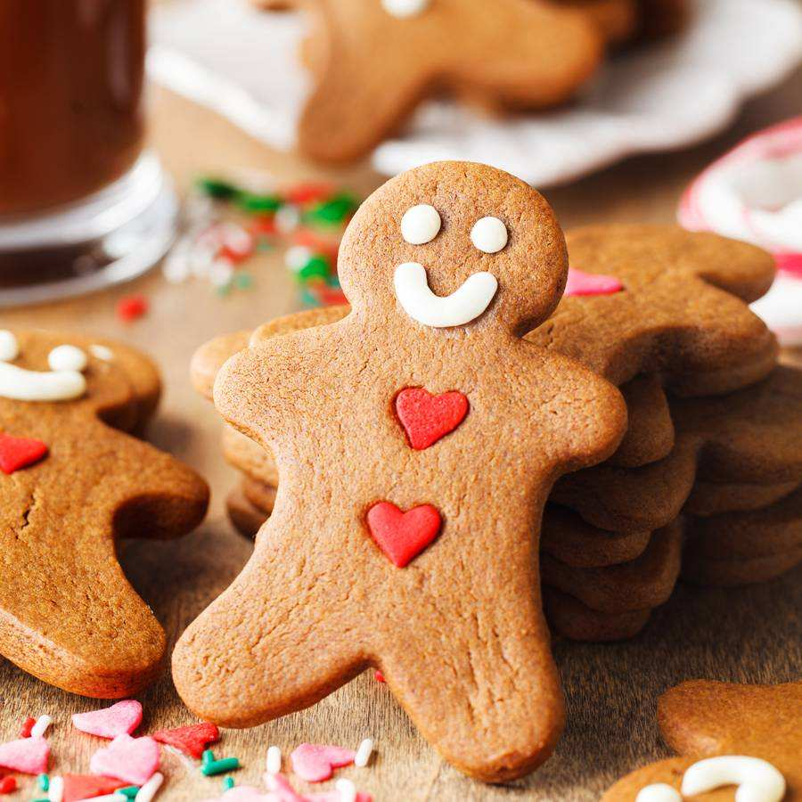 Gienger Bad Gingerbread Cookies