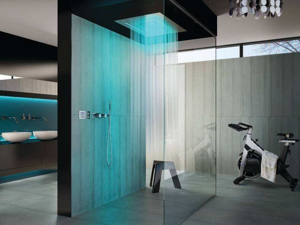 Regen Dusche Shower Room Design