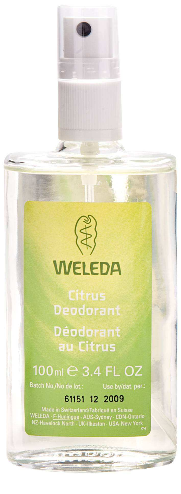 Buy Weleda Citrus Deodorant line 100ml