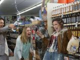 Bad Shop the Bad Moms Grocery Store Scene Made Kathryn Hahn Vomit