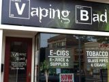 Bad Shop Vaping Bad is the Best Name We Ve Seen yet for A Vape