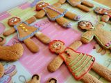 Gienger Bad Recipe Gingerbread Women and Teddy Bears