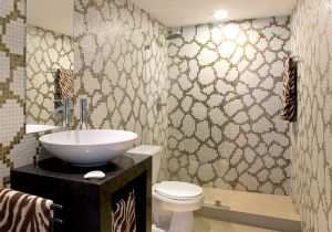 Mosaik Badezimmer Mosaico De Vidrio Feel by Trend Group